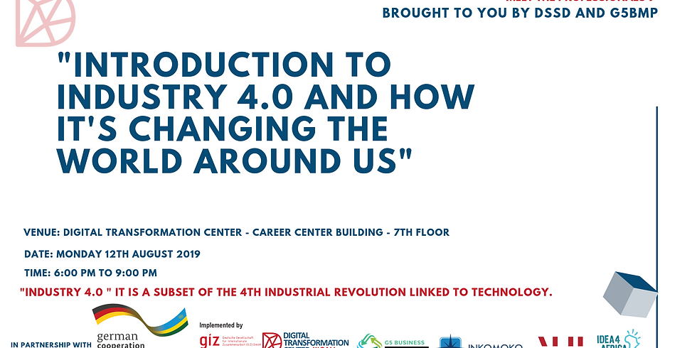 Meet The Professionals 9 - Introduction to Industry 4.0 and how it's changing the world around us