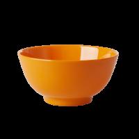 Melamine Soup Bowl in Tangerine