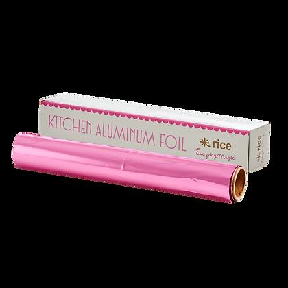 10m. Aluminum Foil in Pink
