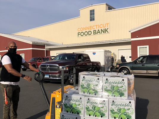 Our Farm Maine and Connecticut Food Bank