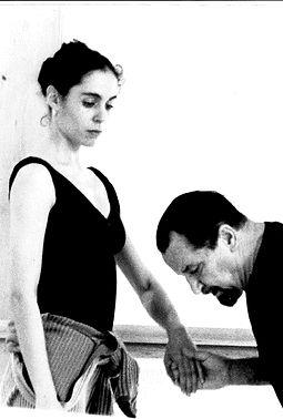 Sylvie Demandols & Maurice Béjar