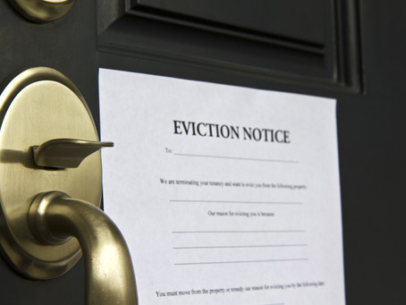 Property Management 101: What is the Eviction Process?