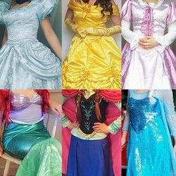 Some of our gorgeous princesses