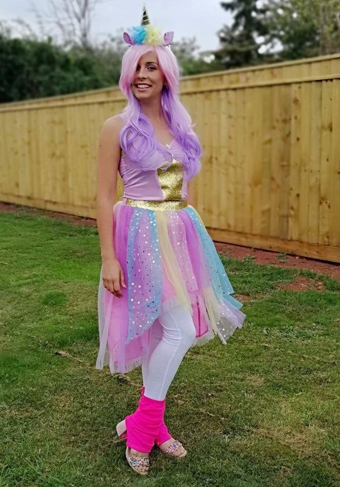 Candy the Unicorn Princess