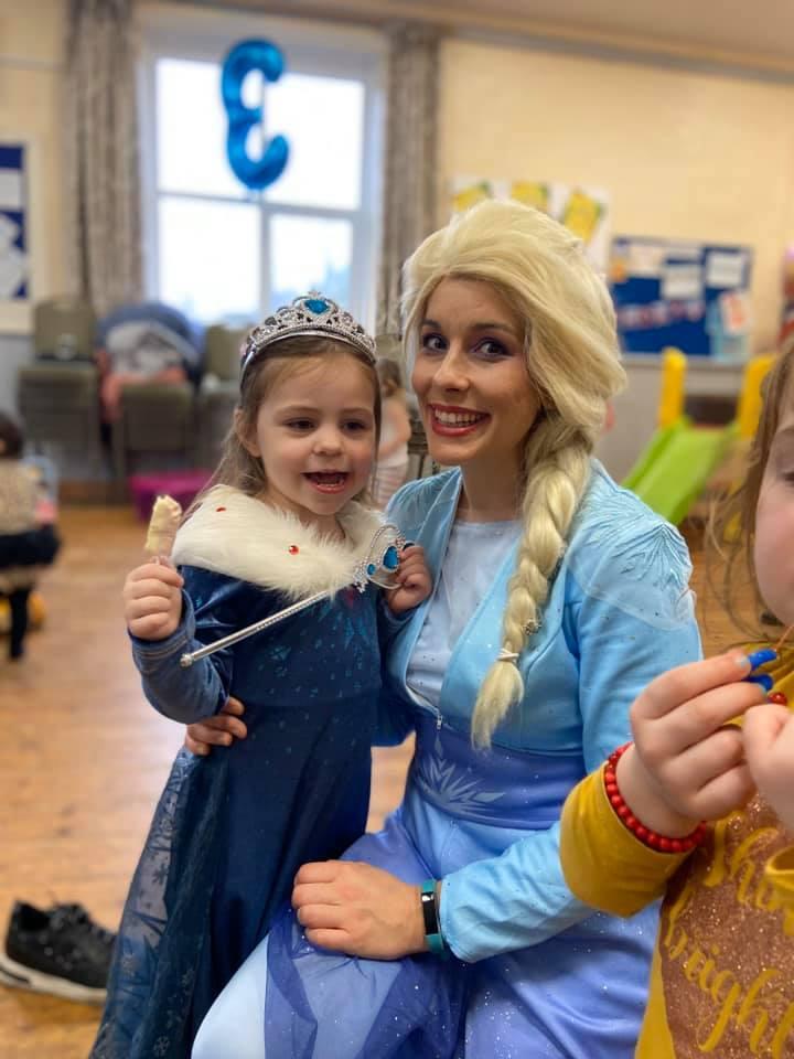 Elsa Meet and Greet