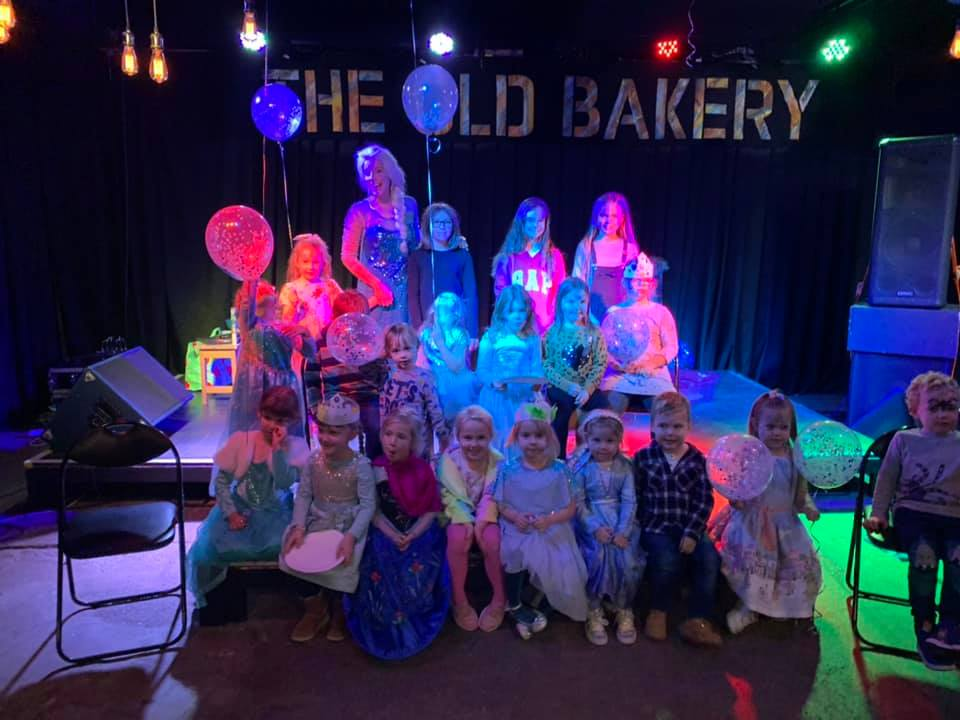 Party at the Old Bakery Studios