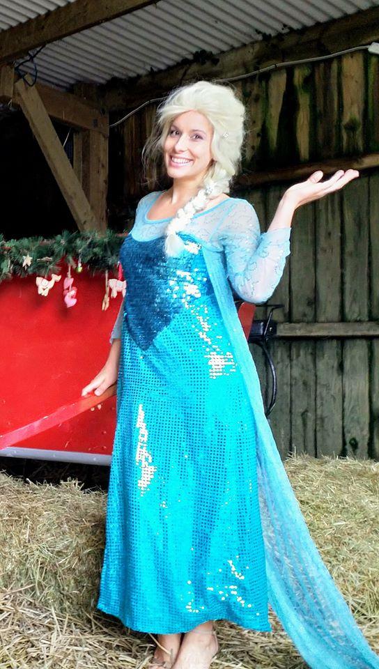 Elsa at Gwel an More