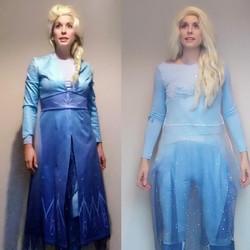 Frozen 2 costumes