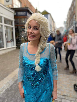 Frozen in Falmouth