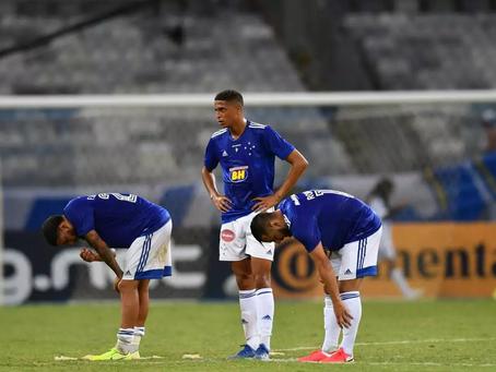 2020: o pior ano da história do Cruzeiro (até agora)