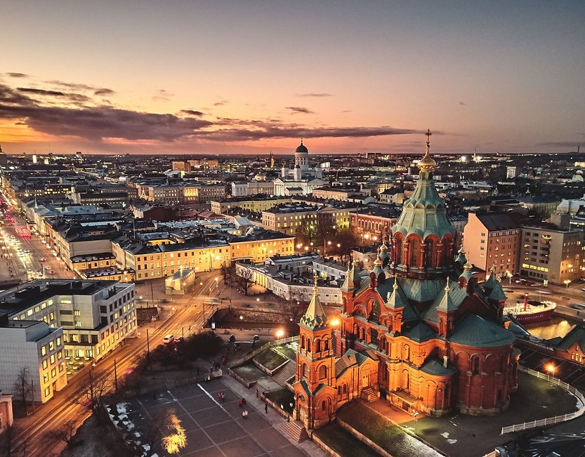 The russian Church Helicopter Sightseein