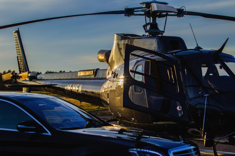 Helikopteri Helsinki Helicopter Sight Se