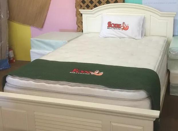 Fox Mattress designs Cube-It bed