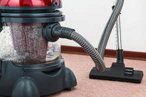 vacuum with a hepa filter