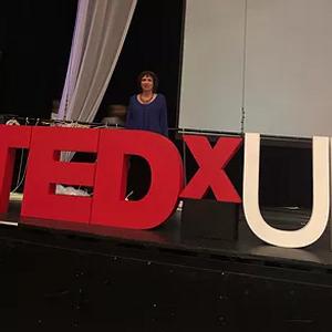 Laurie Mintz at TedX