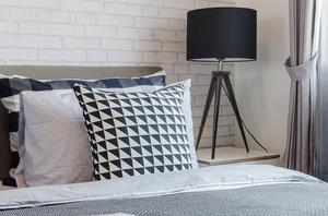 A box spring mattress
