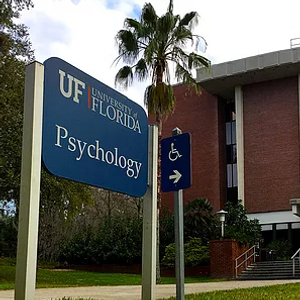 University of Florida Psychology Departm