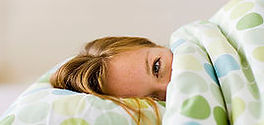 Fox Mattress Customer Lying On A Comfortable Mattress