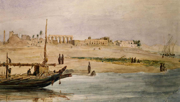 Painting of early Greece