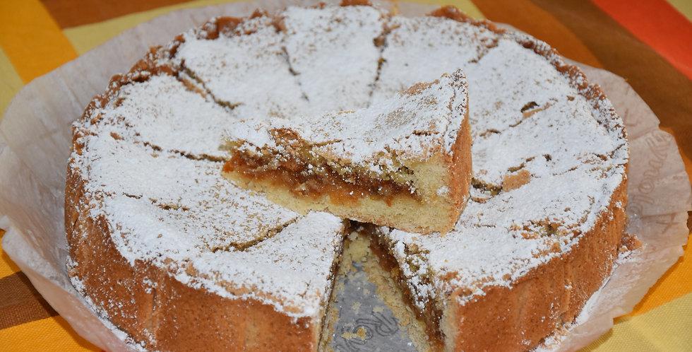 Orange Amaretti Rum Cake