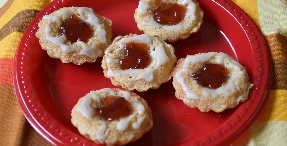 Almond Jam Tartlets