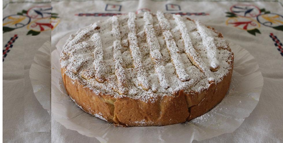 Baked Cassata Cake
