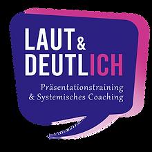 LAUT & DEUTLICH | Stimme, Präsenz & Systemische Coaching