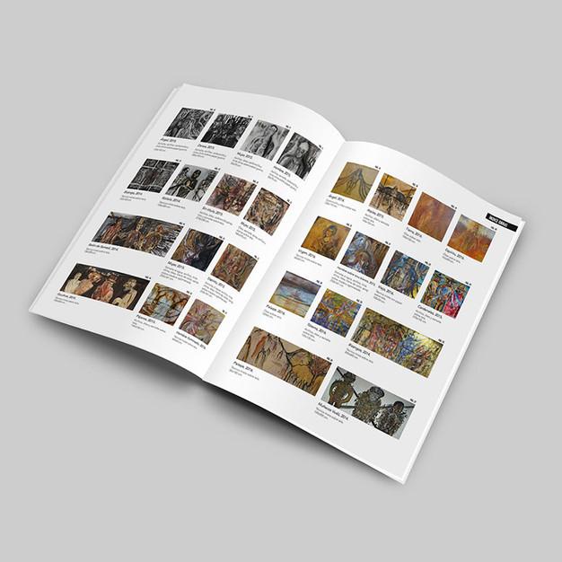 Catálogo Exposición Ismael Reyes