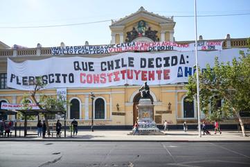 Fachada U. de Chile
