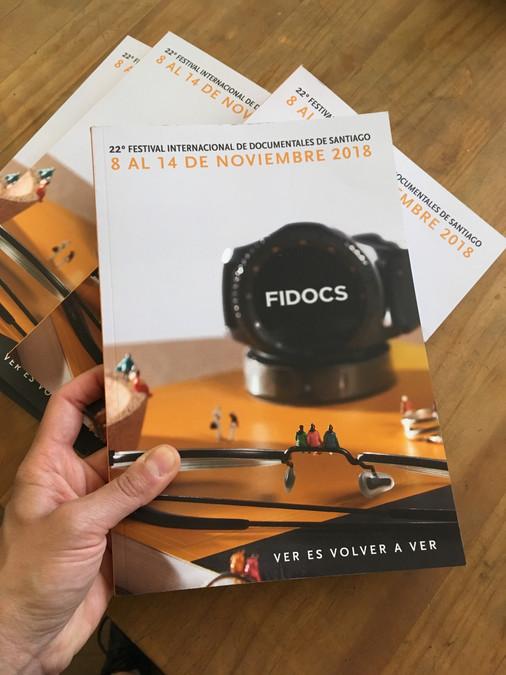 Catálogo FIDOCS