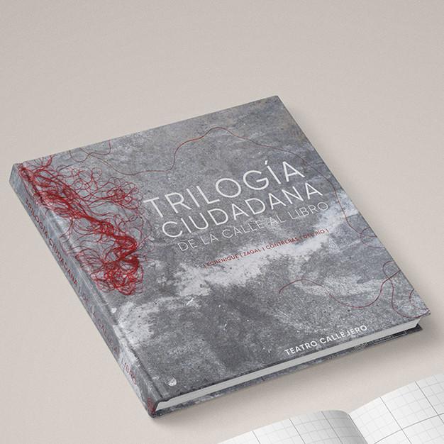 Libro de Teatro Trilogía Ciudadana