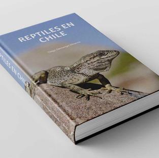 Libro Reptiles de Chile