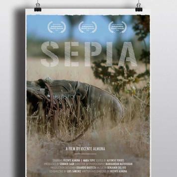 Carátula de Sepia