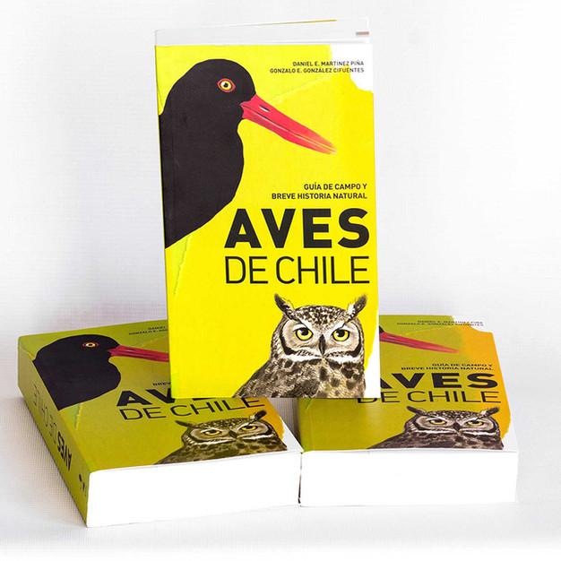 Libro Aves de Chile, Guía de Campo