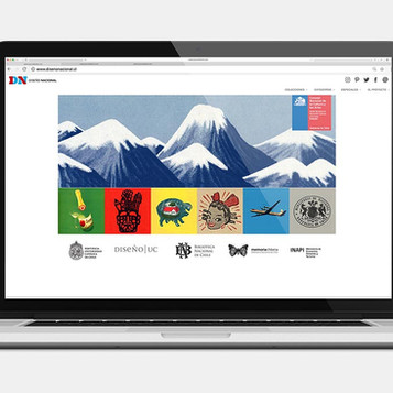 Plataforma Digital Diseño Nacional