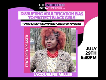Disrupting Adultification Bias To Protect Black Girls