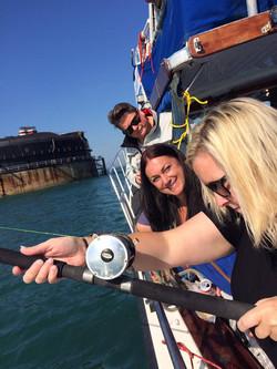 Portsmouth Fishing Trip