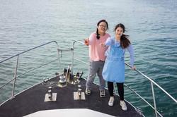 Solent Boat Trip