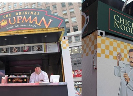 Seinfeld's Soupman Reinforces NYC Roots Delighting Locals, Travelers & Soup-Lovers Nationwid
