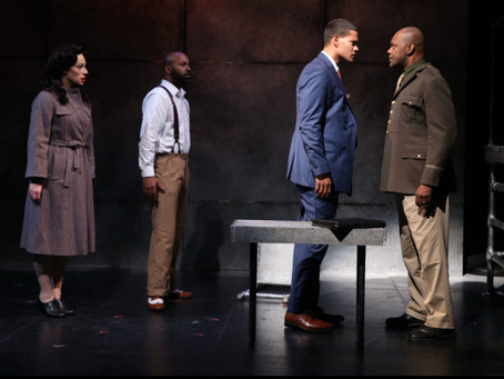 The Winning Sidepresented by Epic Theatre Ensemble; Opened October8