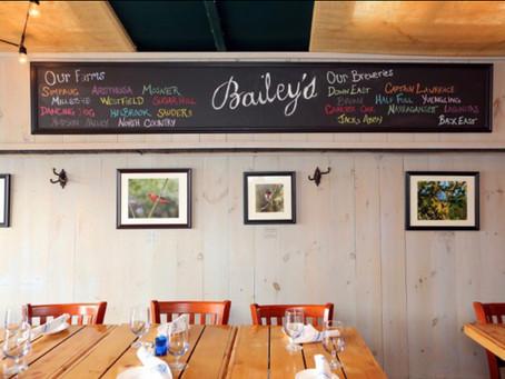 Bailey's BackyardRidgefield; Cozy,American Farm-to-Table
