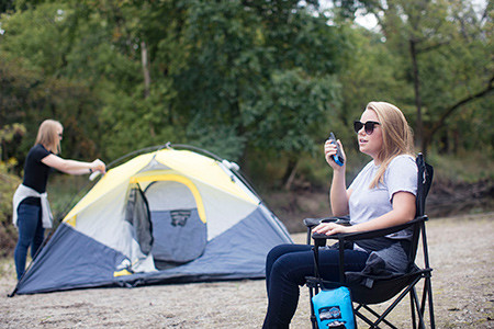 Motorola Solutions Introduces First TALKABOUT Radios with Mobile App for Ultimate Off-Grid Communica