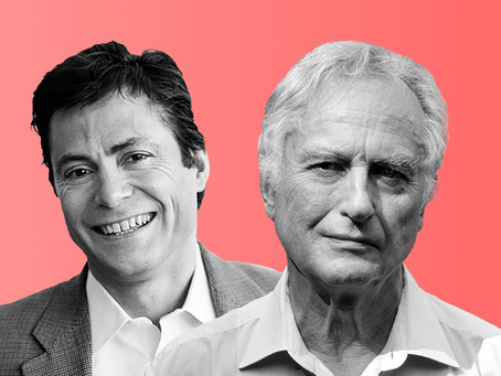 Richard Dawkins and MIT's Max Tegmark Coming to Somerville Theatre Oct. 13