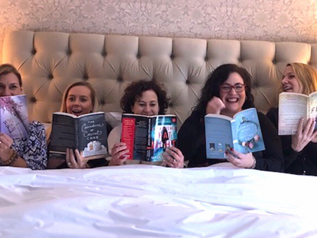 Meet and Greet Bedside Reading's Bestselling Authors