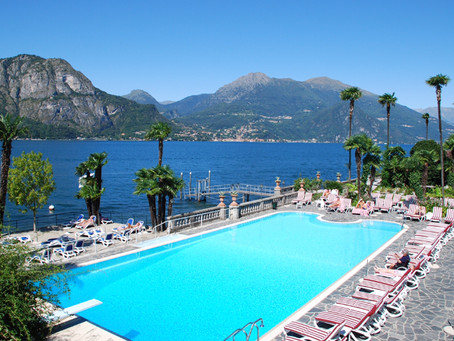 A Lake Como Love Affair: Grand Hotel Villa Serbelloni