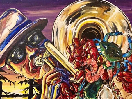 New Orleans Comes to New Jersey for 3 Days with Michael Arnone's 30th Annual Crawfish Fest