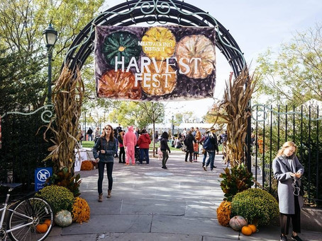 Celebrate the Arrival of Fall at the Meatpacking District's 6th AnnualHarvest Fest