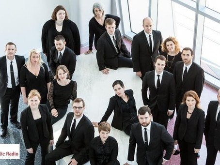 Grammy Nominated Choral Group to Perform at Trinity Episcopal Church in Southport