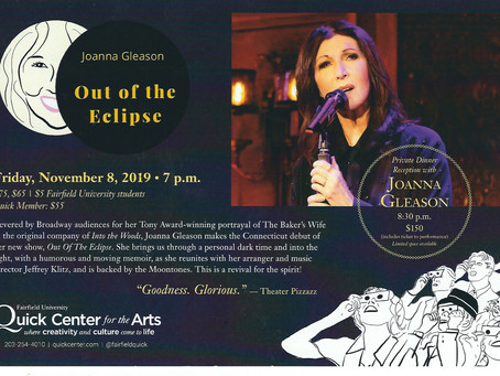 Joanna Gleason Out of the Eclipse