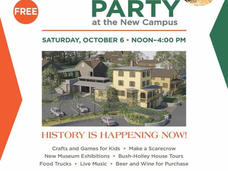 Senator Blumenthal to Officiate at Opening of Greenwich Historical Society's New Campus